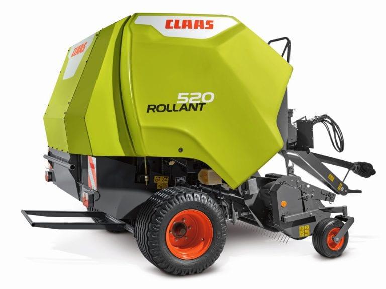 CLAAS ROLLANT 540 RC Rundballenpresse