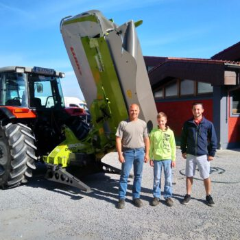 Familie Gerl: CLAAS DISCO 2800 RC